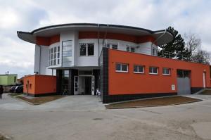 1 Školící centrum - otevření