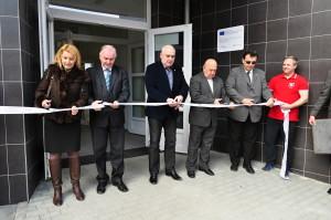 4 Školící centrum - otevření